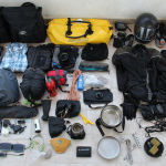 Motorcycle Camping List (Basic)