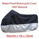 Motorcycle Waterproof Cover For BMW F650 F650GS F650ST G650GS F800GS F800R F800ST PM2BS