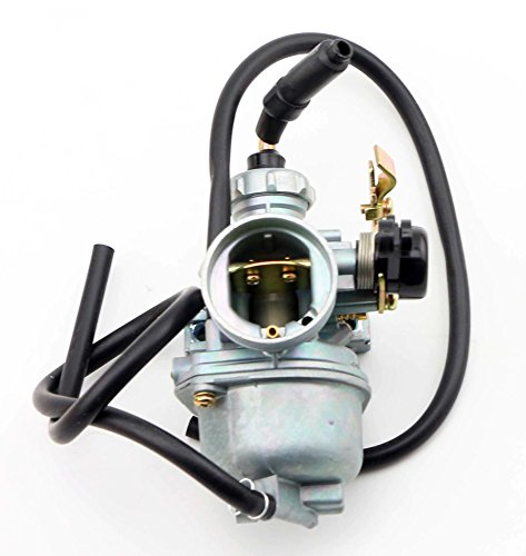 QKPARTS New Carburetor For Kawasaki KLX110 KLX 110 2002 – 2013 Cable Choke Carb