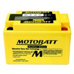NEW AGM Battery For Suzuki DR650SE Yamaha XT600E XTZ660 Off Road Motorcycles