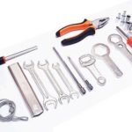 NEW KTM OEM TOOL KIT 2013-2015 1190 ADVENTURE ABS WHT A /GREY/ORANGE 60329099000