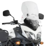 Givi AF3101 Airflow Adjustable Wind Screen for Suzuki V-Strom 650 (2012-2016)